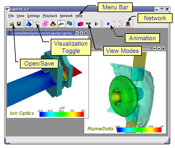 VTE – 3D Data Visualization