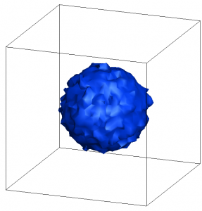 isotropic density