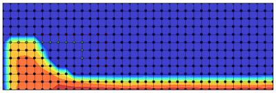 ion density