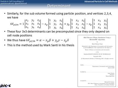 tetrahedron volume