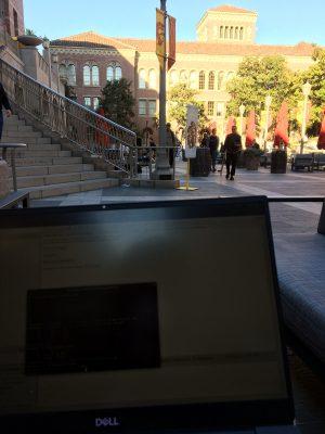 USC Ronald Tutor campus center