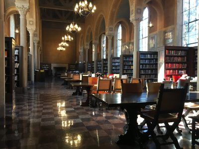 USC philosophy library